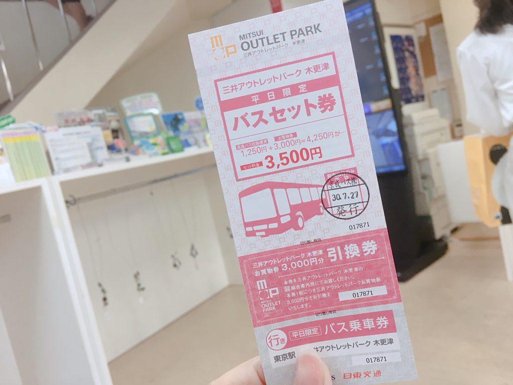 京成バスのお得なバスセット券