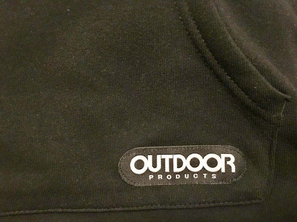 ポケット部分のロゴ