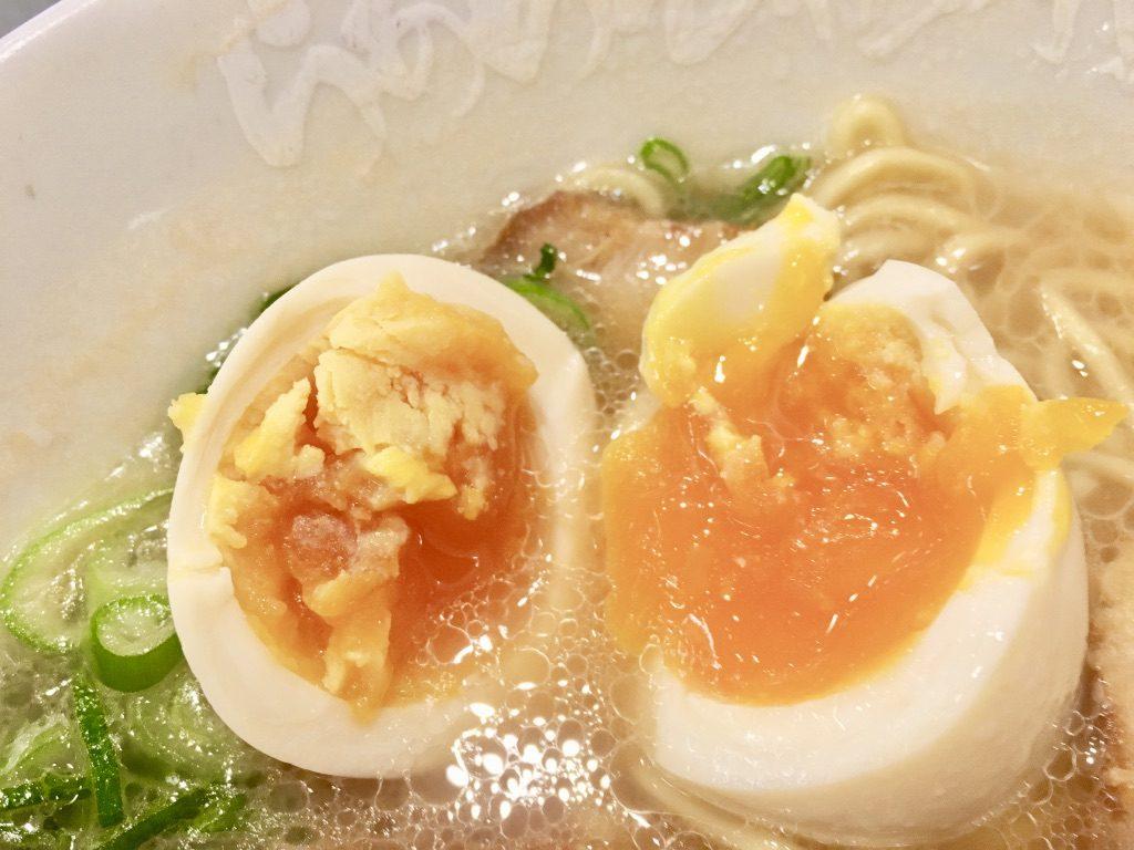 らあめん花月嵐の和歌山中華そば井出商店に合うトッピングは半熟味玉