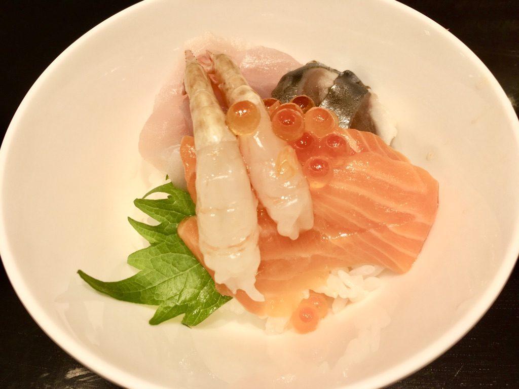 えびあり海鮮丼