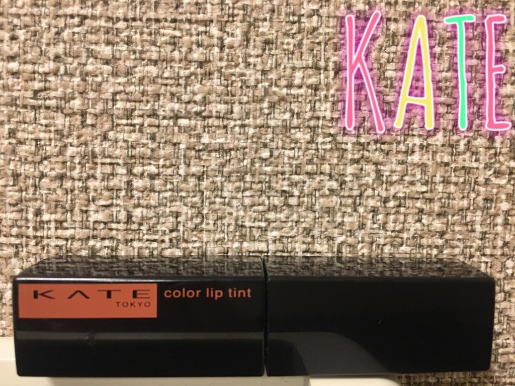 KATE カラーセンサーリップティント  1400円