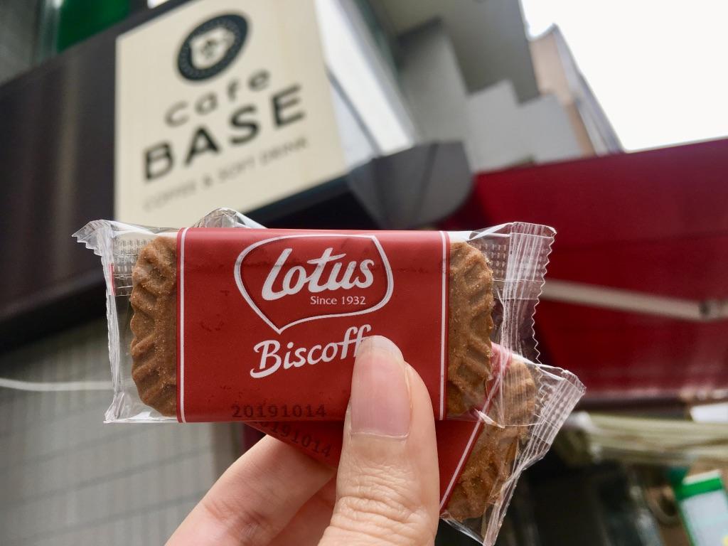 cafe BASE クッキー