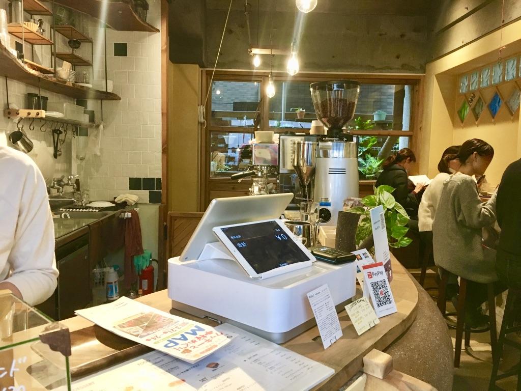 cafe&factory PaLuke内観