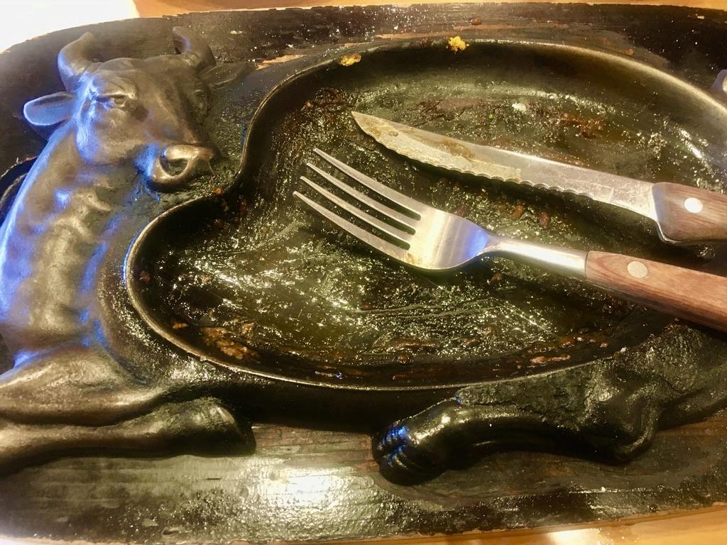 炭焼きレストランさわやかごちそうさまでした!